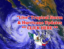 Hurricane & Tropical Storm Tracker