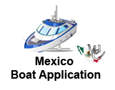 Mexico Boat Online Application