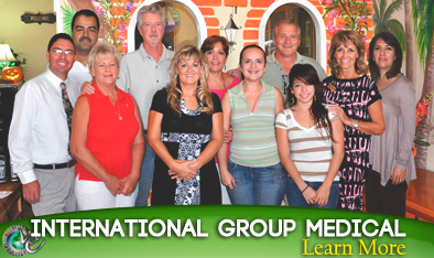 Group International Long Term Major Medical Insurance