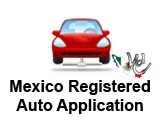 Resident Mexico Auto Online Application