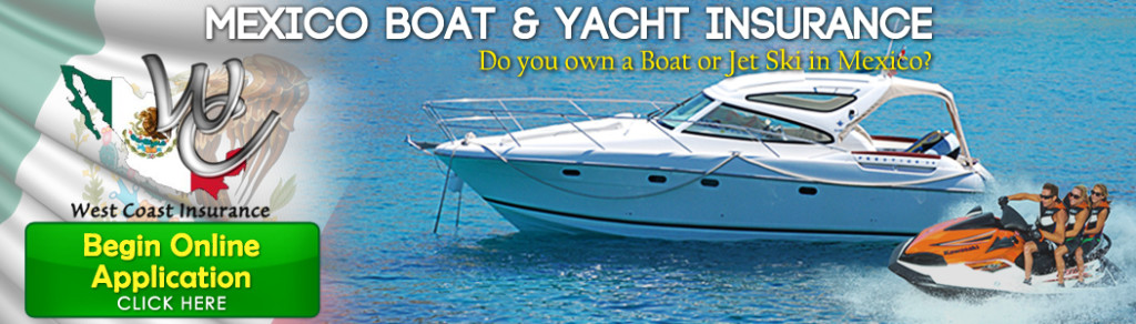 Mexican Boat & Yacht Insurance