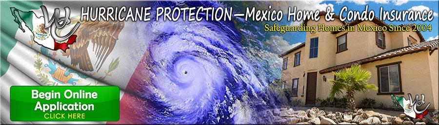 Mexico Condo Insurance - Hurricane Mexico