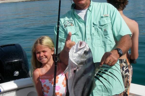 Syd & Dad Fishen