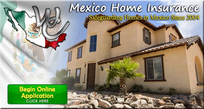 Mexico Home Insurance Application