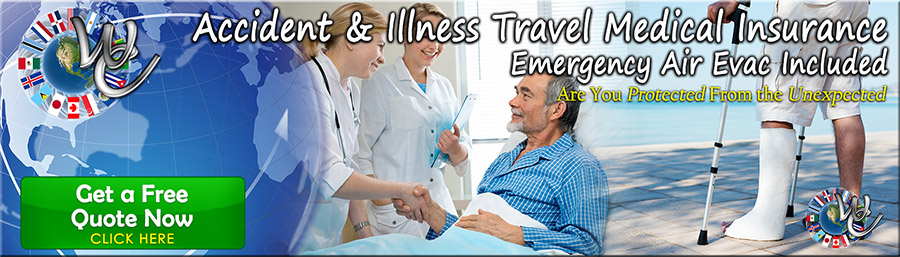 Online GBG Single Trip Medical Insurance