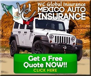 Mexico Auto Insurance Online Buy Now