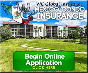 Mexico Condo Insurance Online Application