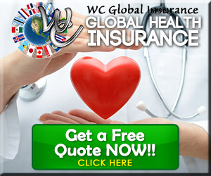 RESIDE PRIME - Seven Corners Global Expat Major Medical Insurance