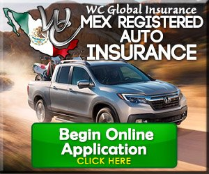 Mexico Registered Auto Insurance