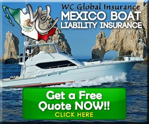 Mexico Boat Liability Insurance